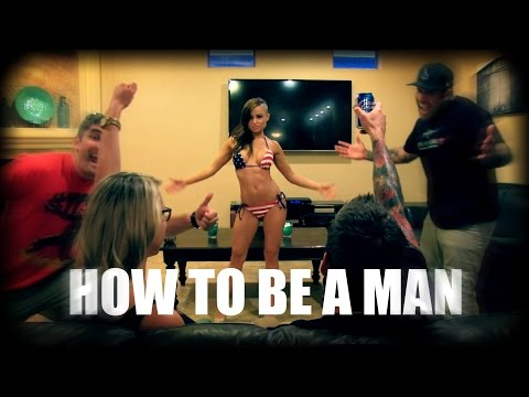 How To Be A Man - MBest11x