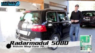 VW Sharan Seat Alhambra Alarmanlage Diebstahlschutz Ampire RNS510 Diebstahl Stueven