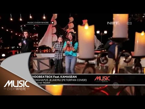 Indobeatbox Feat Kamasean - Menghapus Jejakmu (Peterpan Cover)- Music Everywhere Mp3