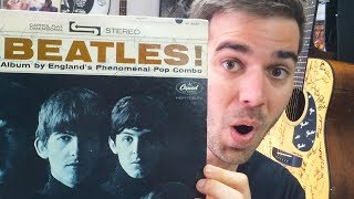 SIGNED BEATLES ALBUM! (4.10.14 - Day 1806)