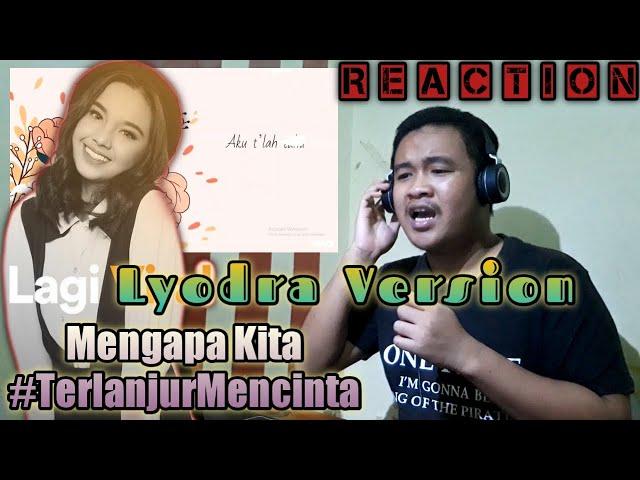 Lyodra Mengapa Kita Terlanjurmencinta Official Lyric Video
