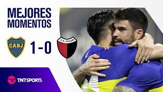 TRIUNFAZO DEL XENEIZE 🔥 Boca Juniors vs Colón SF (1-0)   Fecha 13 - Torneo de la Liga 2021