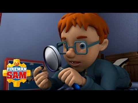 fireman sam norman and the model airplane uk