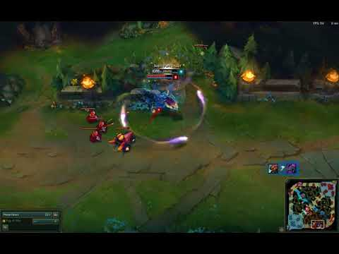 League of Legends juke