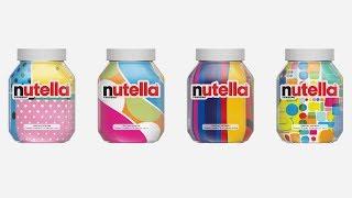 Kein Nutella-Glas gleicht dem anderem