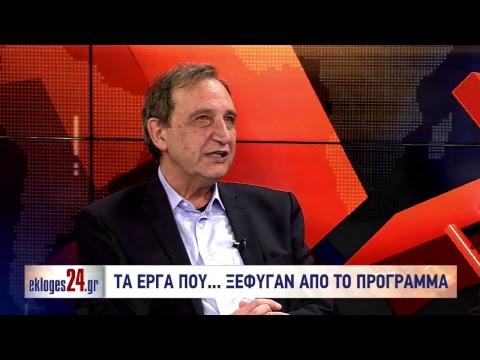Συνέντευξη του Δημάρχου Βύρωνα στο Kontra Channel