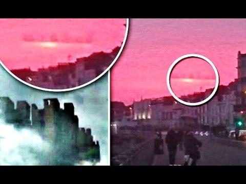 Cern portales dimensionales y las ciudades voladoras vistas en china