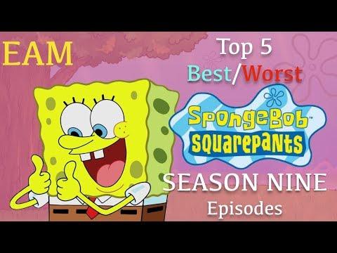Top 5 Best/Worst SpongeBob Season 9 Episodes