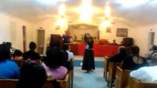 Praise Dance to Your Will by Darius Brooks