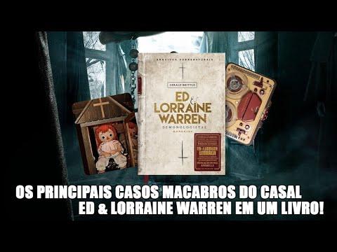ED & LORRAINE WARREN - DEMONOLOGISTAS | RESENHA