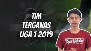 WOW TODAY: 5 Tim Terganas Liga 1 2019