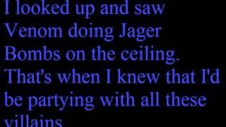 Your Favorite Martian - Club Villain With Lyrics!