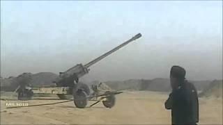 Боевики ИГИЛ в Ираке не успели выстрелить из гаубицы   Авиаудары ВВС США