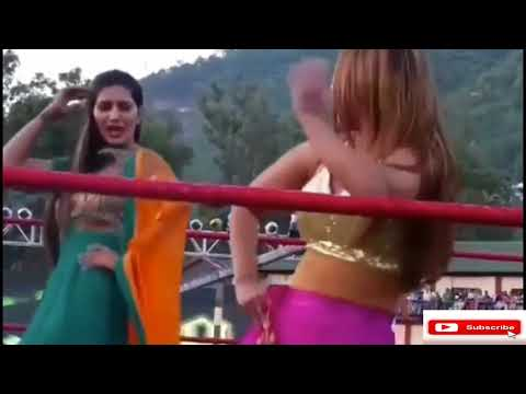 Download sapna latest dance WWE Ring Video Mp4 HD Video and MP3