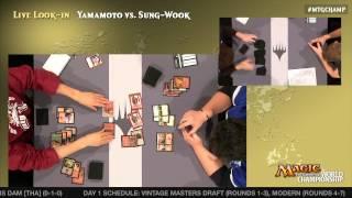 World Championship 2014 Round 2 (Draft) Yuuki Ichikawa vs. Ivan Floch
