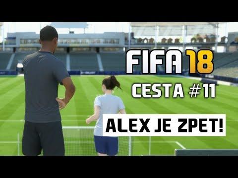 HUNTERŮV NAVRAT NA HŘIŠTĚ! [FIFA 18 CESTA #11]