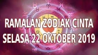 Ramalan Zodiak Cinta Selasa 22 Oktober 2019