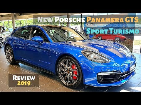 New Porsche Panamera GTS Sport Turismo 2019 Review Interior Exterior