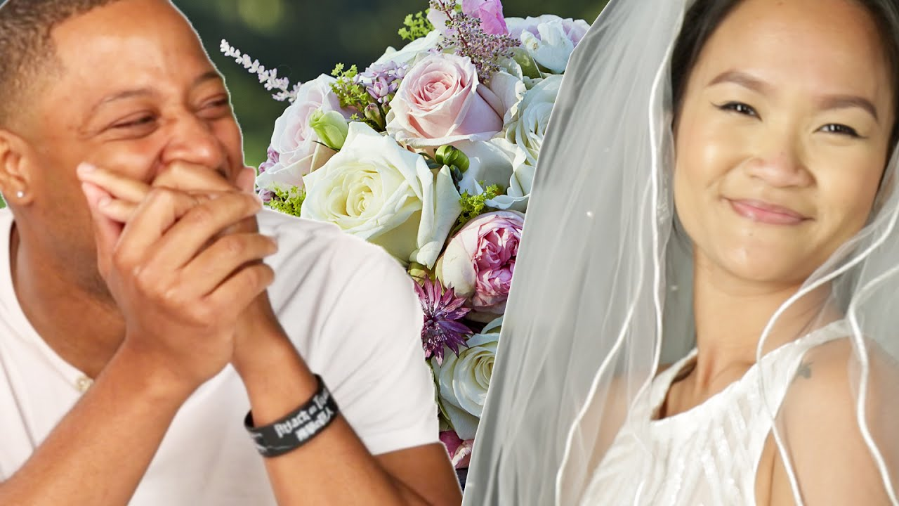 Women Prank Their Boyfriends With A Fake Wedding thumbnail