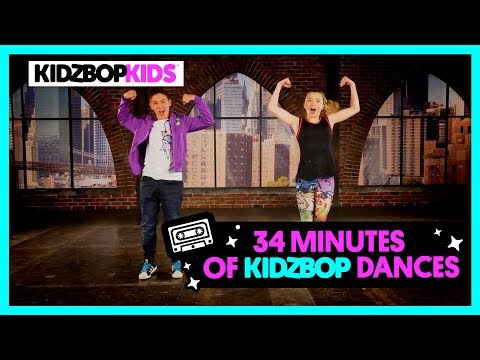 34 Minutes of KIDZ BOP Dance Along Videos
