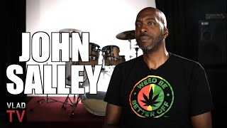 John Salley Thinks NBA is Lying about All Players Testing Negative for COVID-19 (Part 5)
