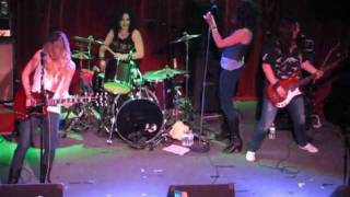 The Donnas - Friends Like Mine - Live from The Note, West Chester, PA - 3/27/10