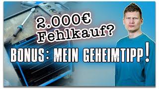 Hazet Werkzeugwagen Review - Fehlkauf oder Investition?