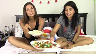 Chhaya & Tatyana Takeover: Perfect Vegan Movie Night Snacks