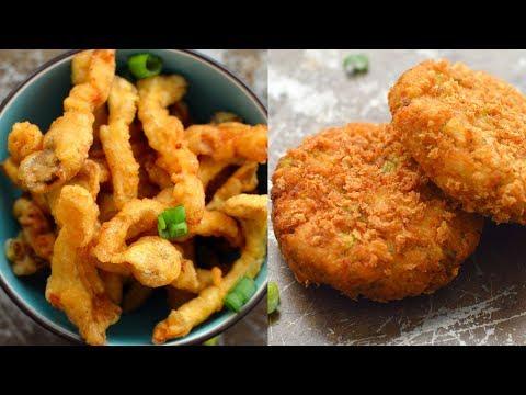 4 Vegan Fried Seafood Recipes