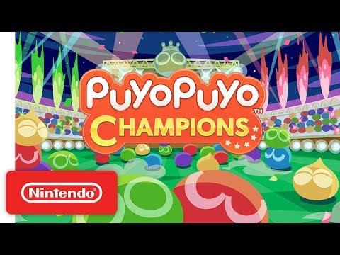 Trailer de Puyo Puyo Champions