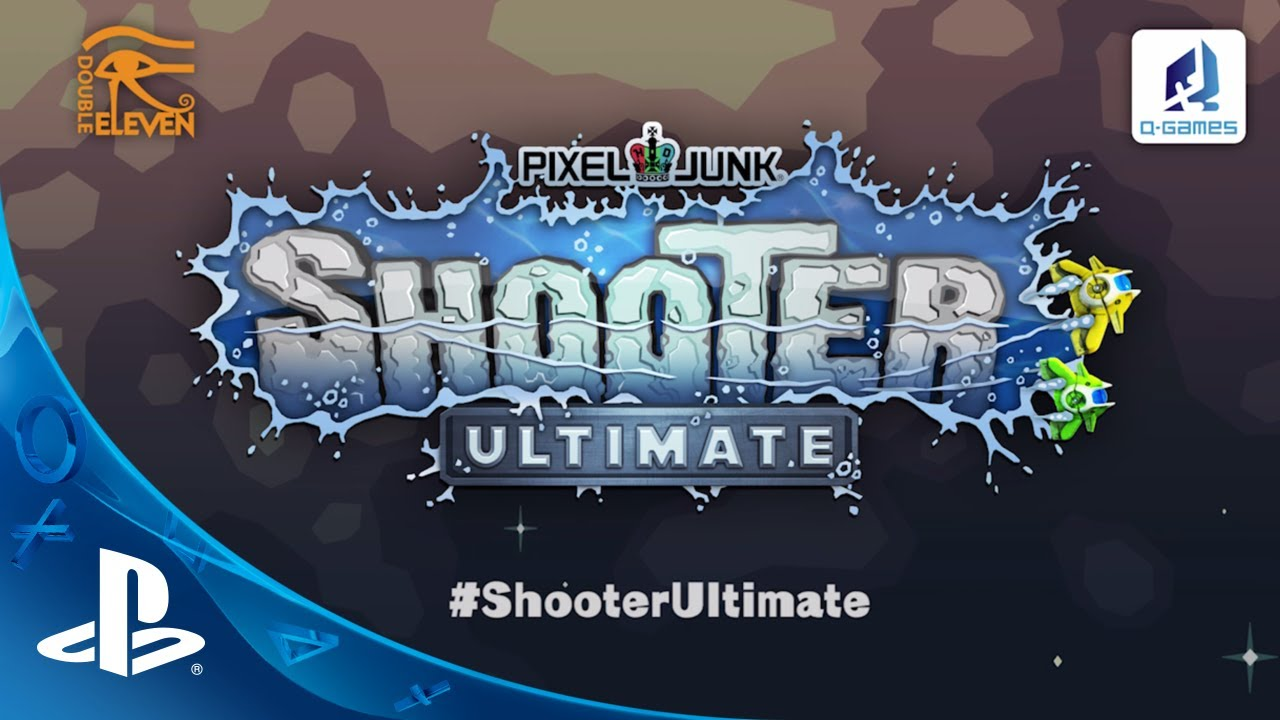 PixelJunk Shooter Ultimate Out Today on PS4, PS Vita