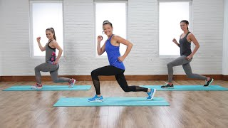Tap Every Muscle Group With This 20-Minute Tabata Workout | Class FitSugar by POPSUGAR Fitness