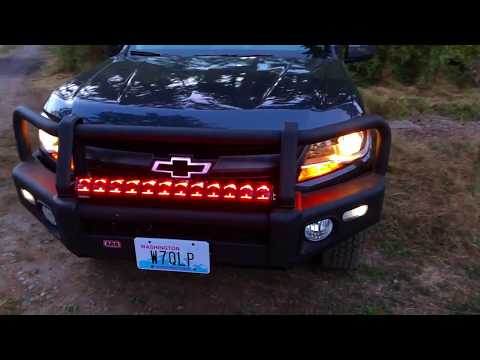 Arb Chevrolet Colorado Hahfe