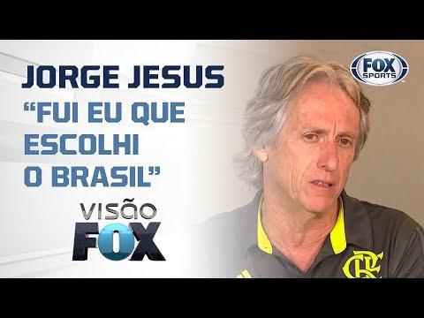 PVC entrevista exclusivamente Jorge Jesus e Odair Hellmann