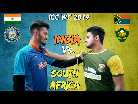 India Vs. South Africa | Mauka Mauka | ICC World Cup 2019 |Funny Video