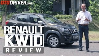 Renault Kwid 2017 Review Indonesia | OtoDriver | Supported by AutoPro Indonesia