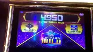 Fabulous Diamonds Jackpot Slot Machine - Max Bet!