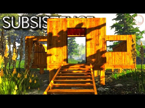 Time To Build | Subsistence Gameplay | EP4