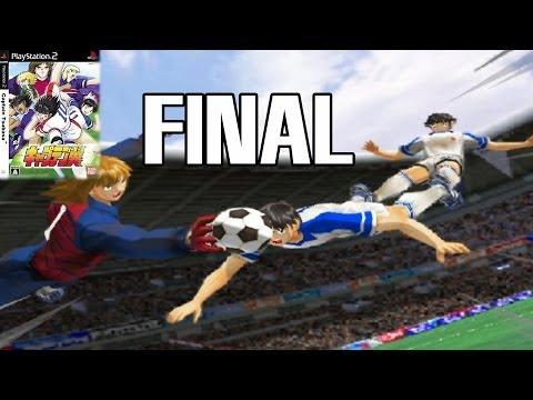 Captain Tsubasa PS2 Final