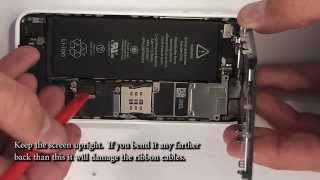 iPhone 5c battery change in 4 minutes!