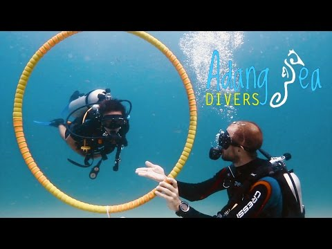 Start diving today with Adang Sea Divers