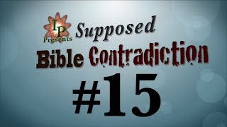 Supposed Bible Contradiction #15 (The Feeding of 5000?)