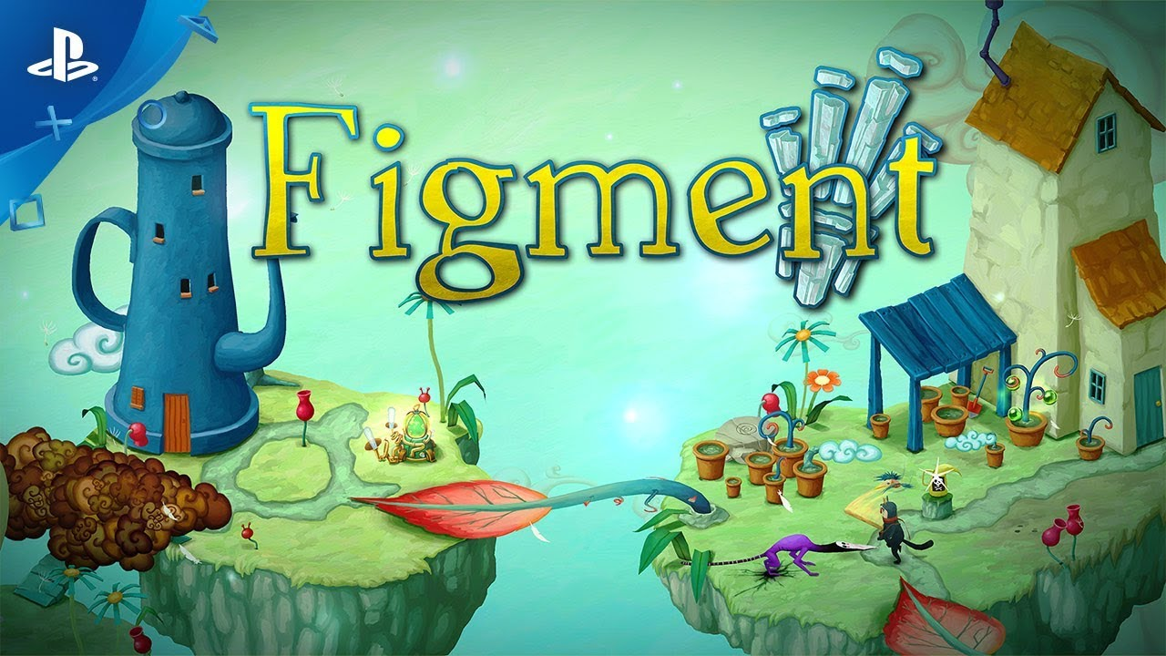 Figment is a Surreal Adventure Set in the Subconscious