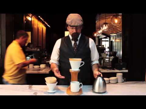 How To Brew Coffee Using The Pour Over Method