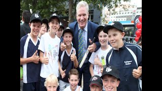 RIP Dean Jones | Ian Bishop and Tom Moody's moving tribute to the Australia legend