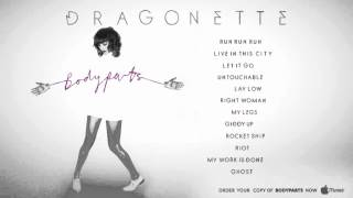 Dragonette - Bodyparts (Official Album Sampler)