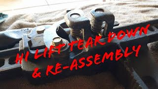 How to Tear Down & Re-assemble Your Hi Lift Jack