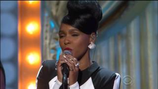 """Janelle Monae sings """"Will you still love me tomorrow"""" Live, by Carol King. december, 2015. HD 1080p"""