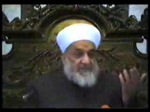 درس سماحة الشيخ أحمد كفتارو- رحمه الله - تفسير سورة النور الجزء 1