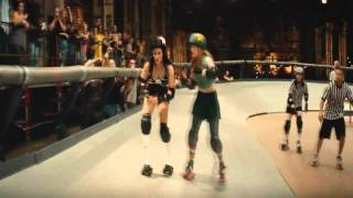 Roller Derby - Whip It Scenes